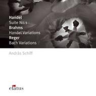 Brahms, Handel & Reger : Piano Works / Andr?s Schiff