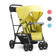 美國Joovy新款輕量級雙人推車(第二座椅需另購)