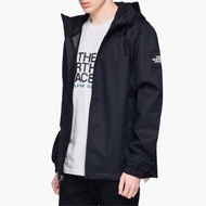 The north face mountain quest jacket tnf 黑色連帽外套 風衣 夾克 全新正品