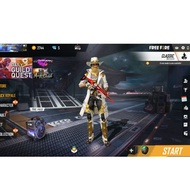 Free Fire Account (Cheapest Price)