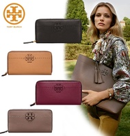 Qoo10 coupon can be used ♪ TORY BURCH MCGRAW ZIP CONTINENTAL WALLET