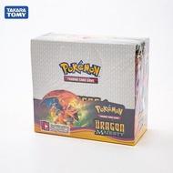 324Pcs การ์ดโปเกมอนกล่อง TCG: Sun & Moon Evolutions Pokemon Booster Shinny การ์ด Pokemon เกมของเล่นของขวัญวันเกิดเด็ก