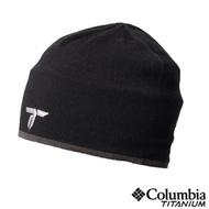 Columbia 黑色鋁點保暖毛帽