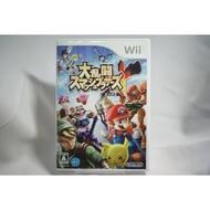 [耀西]二手 純日版 任天堂 Wii 任天堂明星大亂鬥 X