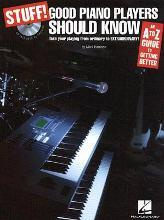 Stuff] Good Piano Players Should Know (Book And CD)