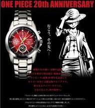 預購9月 ONE PIECE 海賊王 航海王 SEIKO 日版 5000隻限定 20週年紀念錶 手錶
