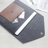 電腦保護套 筆電毛氈套 12.9 iPad Pro 加鍵盤 筆電包 電腦包 046