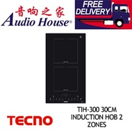 TECNO TIH-300 30CM INDUCTION HOB 2 ZONES