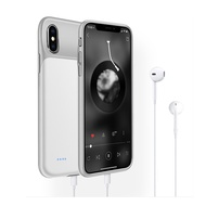 Slim CaseสำหรับIphone 6 6S 7 8 Plus Power Bank CharingสำหรับIphone X XR XS max Battery Charger Case Capa