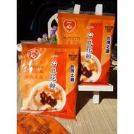 【野味食品】一心豆花粉(冷熱豆花)(80公克/包)(可做3.3公斤豆花)(桃園實體店面出貨)