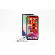 【台南橙市3C】APPLE IPHONE X 64G 64GB 銀 5.8吋 二手手機 蘋果手機 #42509