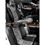 【車王小舖】數碼王汽車椅套 動物紋款式 ODYSSEY椅套 ECOSPORT椅套 CRV椅套 FIT椅套 K12椅套