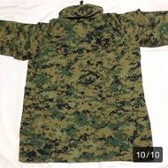 美軍公發 SUMC GORE -TEX 軍版防水迷彩户外外套男士