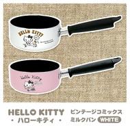 【EIKOH】日版 廚房用品 廚具 三麗鷗家族 Hello Kitty 凱蒂貓 平底鍋 白色
