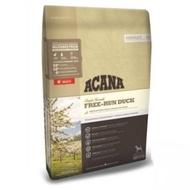 加拿大ACANA愛肯拿-單一蛋白低敏無穀-美膚鴨肉+梨子(心血管保健) 2KG/4.4LB