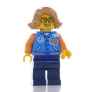 【台中翔智積木】LEGO 樂高 70425 PAOLA 人偶