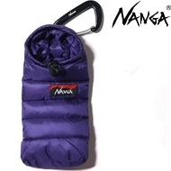 Nanga 迷你睡袋造型手機袋 Mini sleeping bag phone case 30011 PUR紫