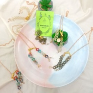 2in1 Mask/Glasses Chain with Adjustable Magnet For Hijab Extender
