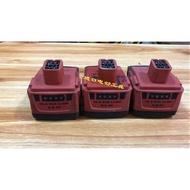 原裝喜利得鋰電池 HiLTi 14.4V 2.6Ah B144/2.6 SIW144-A SID SFH
