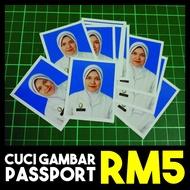 Cuci GAMBAR PASSPORT [CUSTOM ORDER]