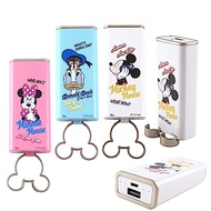 Disney迪士尼 6000 造型指環立架行動電源_經典人物系列