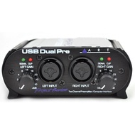 ART USB Dual Pre 錄音介面 - 含雙軌Mic線(Blue Yeti等立體麥克風適用)【音響世界】