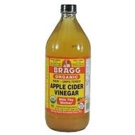 BRAGG 有機蘋果醋(946ml 大瓶裝)超商限2罐