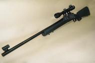 2館 KJ M700 狙擊槍 全金屬 瓦斯槍 精裝版 (BB槍BB彈玩具槍CO2槍瞄準鏡長槍槍模型槍馬槍獵槍來福槍卡賓槍