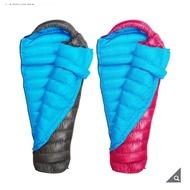 (宅配免運)睡袋 OutdoorBase 成人羽絨睡袋 露營用品 露營設備 睡袋 睡墊 羽絨被 好市多代購
