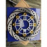 Disc - Front Disc Dish Uk 220mm Mio Beat Mio Soul Sporty Scoopy Vario Mx Vega Jupiter Z Etc.