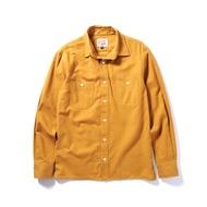 "Retrodandy - "" Chamois Shirt "" - 芥黃 Mustard"