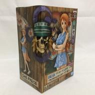【現貨】BANPRESTO  海賊王 航海王 DXF 和之國 娜美 代理版 景品 【玩具糾糾】