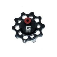 [gearoop products] 4.7mm 終極邊緣人偏心導輪10t/12t。鋼珠&全陶瓷培林