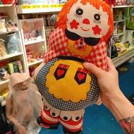 安娜貝爾早期縫製娃娃