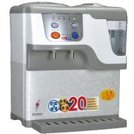 東龍【TE-161AS】蒸汽式電動給水溫熱開飲機