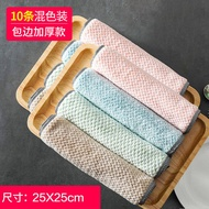 Xinjiang department store duster cloth absorbing water without hair and oil removing dishwashing