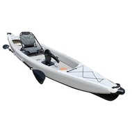 Preorder item Fishing Pedal Driven Kayak Inflatable Person Inflatable Boat fishing kayak Paddle