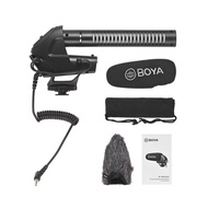 BOYA BY-BM3031 On-camera Shotgun Condenser Microphone