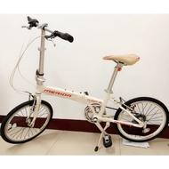 美利達折疊式腳踏車/自行車