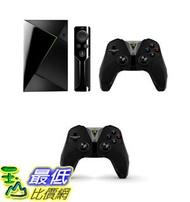 [8美國直購] NVIDIA SHIELD TV Streaming Media Player + Extra Controller Bundle B01N1YBGMG