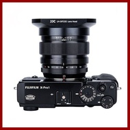ถูกที่สุด!!! ฮูดเลนส์ JJC LH-JXF23II สำหรับเลนส์ Fuji 23mm F1.4 และ 56mm F1.2 ##กล้องถ่ายรูป ถ่ายภาพ ฟิล์ม อุปกรณ์กล้อง สายชาร์จ แท่นชาร์จ Camera Adapter Battery อะไหล่กล้อง เคส