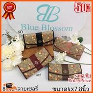 🎉🎉BEST SELLER🎉🎉 กระเป๋าสตางค์ใบยาว Blue Blossom 3พับ ลายเชอร์รี่ พร้อมกล่อง แท้ 100% ##กระเป๋าเป้ กระเป๋าสะพายข้าง กระเป๋าเดินทาง กระเป๋าผ้า กระเป๋าสตางค์ กระเป๋าถือ กระเป๋ากีฬา กระเป๋าแฟชั่น
