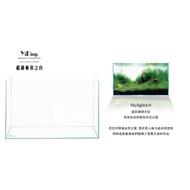 海威水族 ~ YiDing 亿鼎 . Sky light 45度 超白玻璃缸 3尺缸 (90×45×45) .魚缸 自取