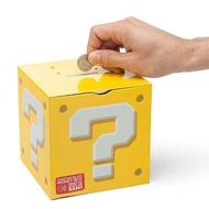 日本創意超級瑪莉問號方塊聲音存錢筒 瑪莉歐存錢筒 問號存錢筒 有聲存錢筒 交換禮物 聖誕禮物