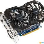 GIGABYTE GTX 750 Ti 2GB WINDFORCE 2X OC EDITION 有單有保到 2018