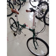 "20"" Folding Bike RALEIGH CLASSIC"