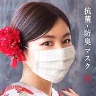 ESTCOUTURE 日本製美濃和紙蕾絲造型口罩