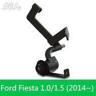 力巨人 隱藏式排檔鎖 Ford Fiesta (2014年以後)