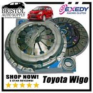 Toyota Wigo Clutch Kit (Clutch Disc + Pressure Plate+Release Bearing)Genuine Exedy