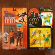 Kenner Batman BTAS Ra's Al Ghul / 動畫 蝙蝠俠 忍者大師 拉斯·奧·古